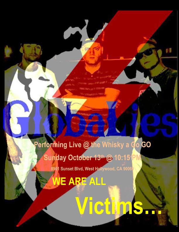 Globalies flyer