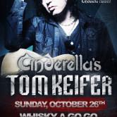CINDERELLA'S TOM KEIFER