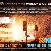 SSMF: METALACHI, YOUNG RAPSCALLIONS, ABLOOM, ONYX, CATTLE DECAPITATION, CHON, DFL, THE NARWHALS, SIGNAL