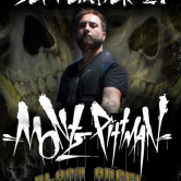 MONTE PITTMAN, 3 PARTS DEAD, HOUSE OF WHALES, THE ROADKILL, BLACK ANGEL DOWN