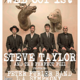 STEVE TAYLOR & THE PERFECT FOIL FEATURING PETER FURLER BAND, L.A. SYMPHONY