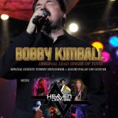 BOBBY KIMBALL (THE ORIGINAL LEAD SINGER OF TOTO), HEAVEN LIES HERE, KI YO
