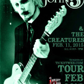 JOHN 5 & THE CREATURES, STATE LINE EMPIRE, LEVEL SE7EN