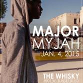 MAJOR MYJAH