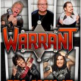 WARRANT, THE HARD WAY, BURNING HEAT, EVOLUTION EDEN, RADIO-ACTIVE, PERMACRUSH
