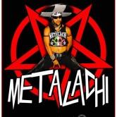 METALACHI PRESENTED BY EL JIMADOR TEQUILA WITH CRAVEN, RADIO-ACTIVE, HALF PAST THE REVOLUTION