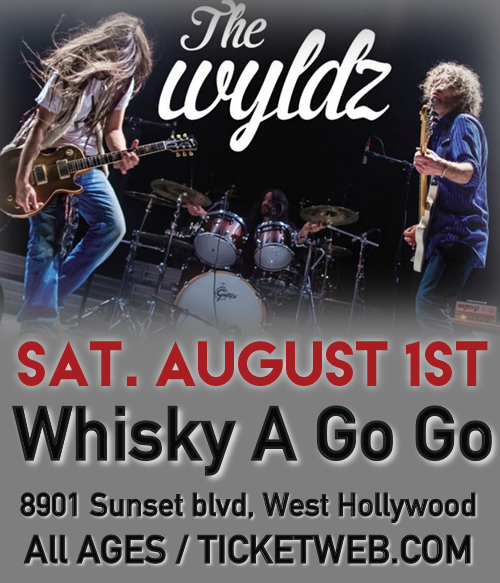 Sunset Boulevard Quotes: THE WYLDZ The World Famous Whisky A Go Go