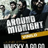 AROUND MIDNIGHT, VINILO, ONECHOT