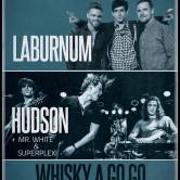 LABURNUM, HUDSON, MR. WHITE, SUPERPLEXI