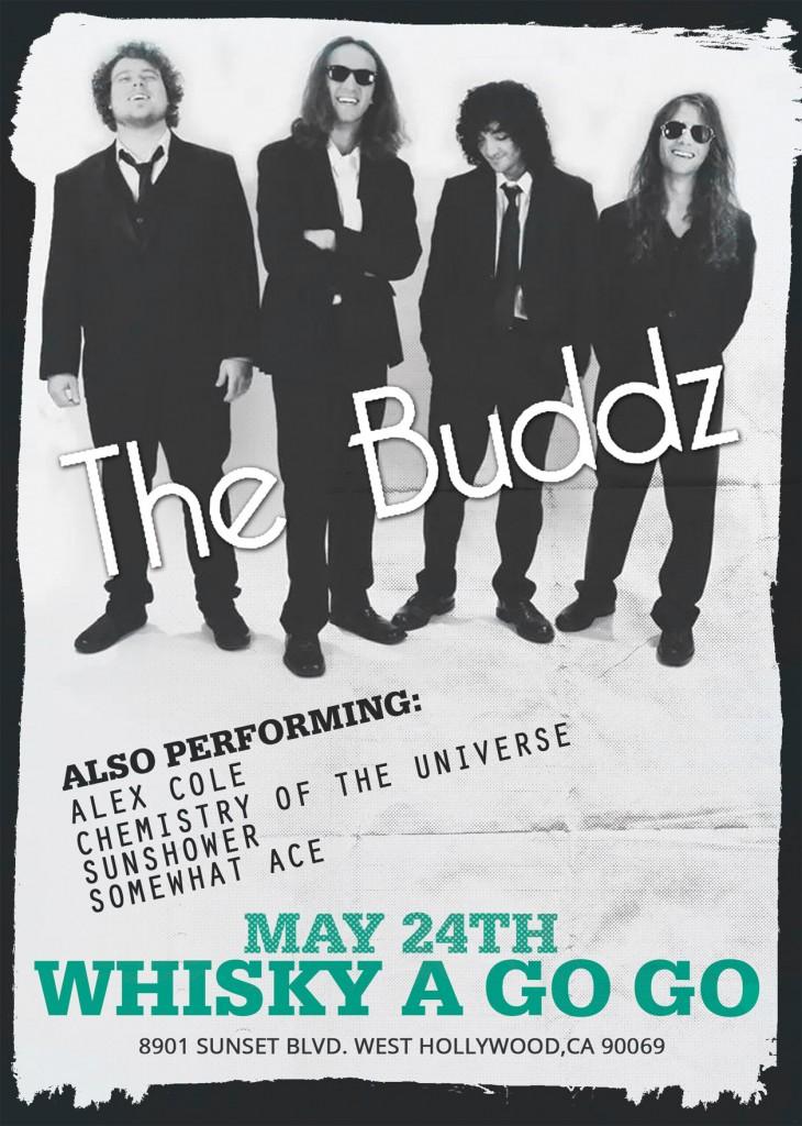 The Buddz5