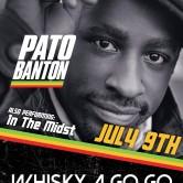 PATO BANTON, IN THE MIDST
