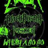 HAVOK, BLACK BREATH, WITCHAVEN