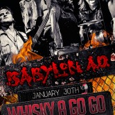 BABYLON A.D. + MADMAN'S LULLABY, RAVEN'S CRY