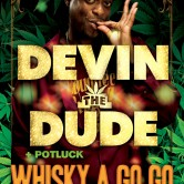 DEVIN THE DUDE + POTLUCK, THE FREELANCERS