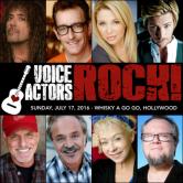 VOICE ACTORS ROCK!