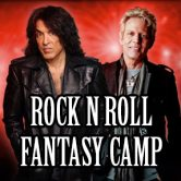 ROCK N' ROLL FANTASY CAMP FEATURING PAUL STANLEY (KISS) & DON FELDER (The Eagles)