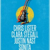 CHRIS LISTER, CLARA STEGALL, JUSTIN NAST, SONITA