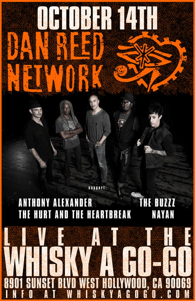 Dan Reed Network Breathless