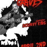 MICHAEL GRAVES (former misfits vocalist), SCURVY KIDS