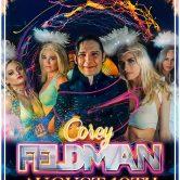 COREY FELDMAN & THE ANGELS, KEITH JOCOB, OSAIRIS, SKUNKY BEAUMONT, VISIONS