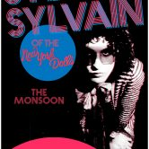 LEGENDARY NEW YORK DOLLS GUITARIST SYLVAIN SYLVAIN, THE MONSOON