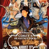 COREY FELDMAN & THE ANGELS, THE REVIES, DIRTY MACHINE, HURT AND THE HEARTBEAT, PHASE FIVE, KYRA, VISIONS