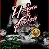HOOKERS & BLOW featuring DIZZY REED OF GUNS N ROSES, RYDER, KICKING HAROLD, RISING ELIJAH, DORIAN STEEL