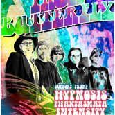 IRON BUTTERFLY, HYPNOSIS, PHANTASMATA, INTENSITY