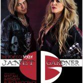 JANET GARDNER -The voice of VIXEN, MYCAH, INTENSITY, BLIND INNOCENCE, FALLEN FURY
