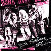 BARB WIRE DOLLS, SVETLANAS, 57, TWILIGHT CREEPS, THE PANTONES, BEYOND THE ROOTS