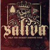 SALIVA, RED DEVIL VORTEX