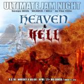 ULTIMATE JAM NIGHT : HEAVEN & HELL