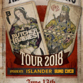 BUTCHER BABIES + NONPOINT with support ISLANDER, SUMO CYCO
