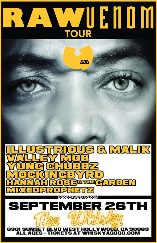 U God Of Wu Tang Clan With Illustrious Malik Valley Mob Yung