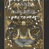 PERSEFONE + MANTICORA, AEONIC IMPULSE, FAIL TO FEAR