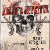 ADLER'S APPETITE, VENREZ, MOTORSICKLE, 79′, WILD RIDE