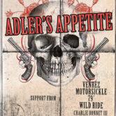 ADLER'S APPETITE, VENREZ, MOTORSICKLE, 79′, WILD RIDE, CHARLIE BONNET III & THE FOLKIN' GASHOLES, CROWDED REFLECTIONS