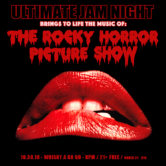 ULTIMATE JAM NIGHT : THE ROCKY HORROR PICTURE JAM