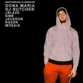 WYATT STARKS, DONA MARIA, DJ BUTCHER, JBLAZE, GMB, JACKSON, ROZEN, MOSAIA